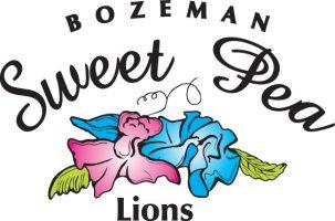 Sweet Pea Lions Logo